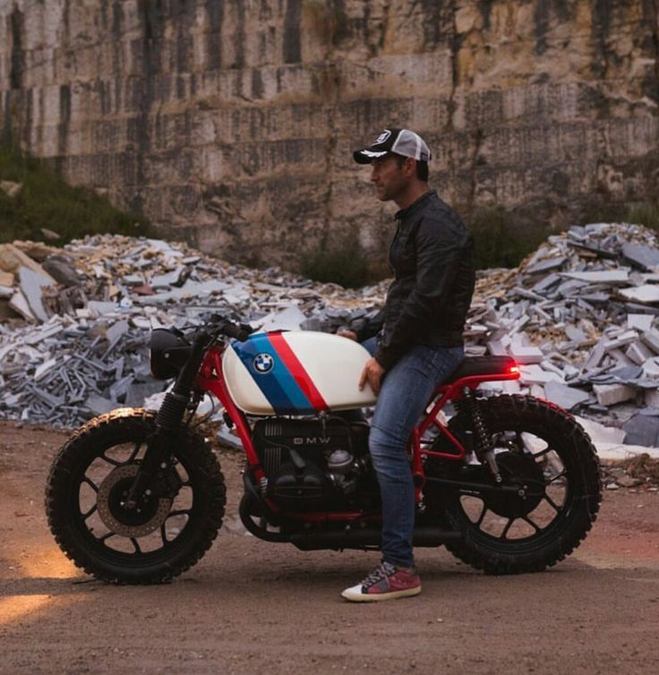 Assez 265 best BMW cafe racer images on Pinterest | Car, Bmw motorcycles  FQ07