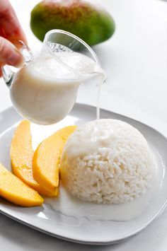 Mango Sticky Rice | Food Recipes HQ Where to stay in Phuket? @ http://www.phuketon.com