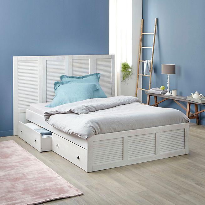 Les 25 meilleures id es de la cat gorie tete de lit for Housse tete de lit ikea