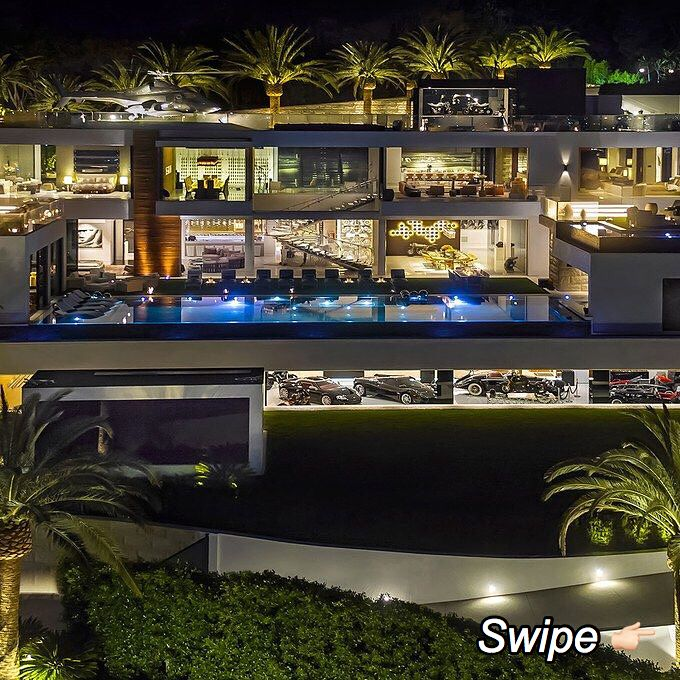 Rich Kids Spotted Image 500 million mansion, worth it
