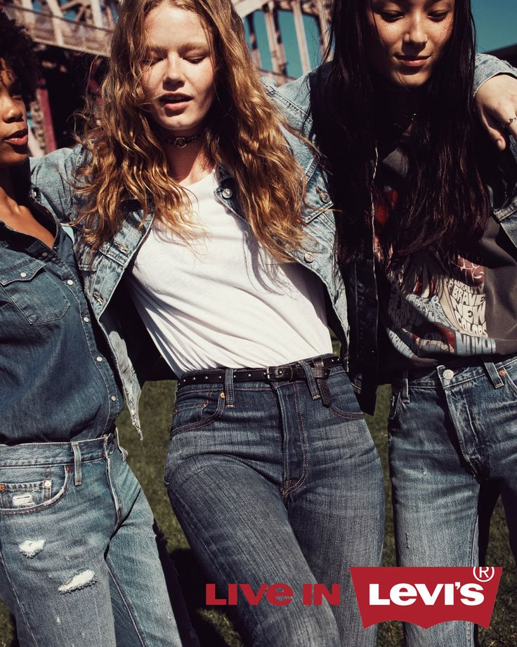 Jean squad. We're welcoming a new fit to the 501 jean family. Remastered for today, the 501 Skinny adds a modern silhouette to the line-up of our timeless classics.