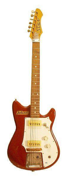 Gitary Jolana