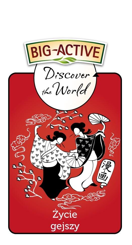 Gejsze są mistrzyniami w sztuce konwersacji, tańca, śpiewu i gry na tradycyjnych instrumentach japońskich. Zajmują się kaligrafią, ikebaną i innymi sztukami japońskimi. Chciałabyś choć na chwilę przeistoczyć się w tę niezwykłą osobowość? Poznać sekrety makijażu, usłyszeć szelest jedwabiu kimona przy każdym ruchu i zgłębiać sekrety japońskiej kaligrafii?  W takim razie podejmij wyzwanie Big-Active! Czeka Cię  japońska przygoda! Kliknij po więcej - http://big-active.pl/odkryj-to-co-lubisz