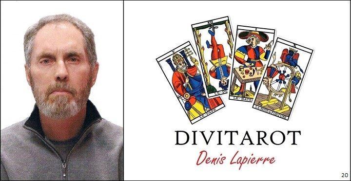 tirage de carte denis lapierre Divitarot.wiki   Tarot Denis Lapierre 2018   Divitarot 2018