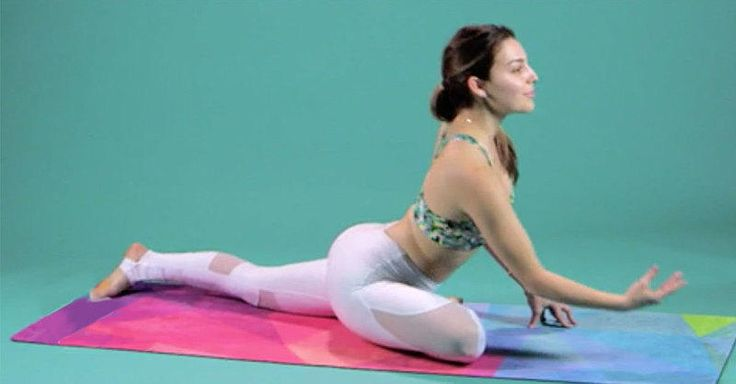 The Yoga Hip Openers That'll Finally Loosen Up Your Lower Body