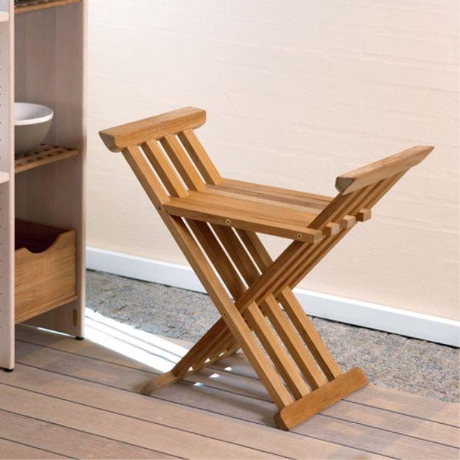 Skagerak Royal Chair Stol Teak | DanskDesign.nu