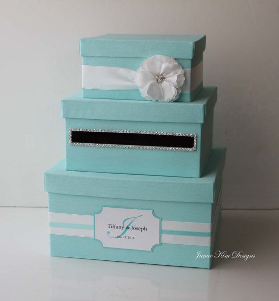 17 best ideas about tiffany box on pinterest tie a bow for Awesome money box