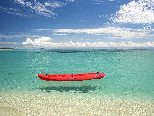 bastimentos island   ... Zapatillas Major Island in the Isla Bastimentos Marine National Park