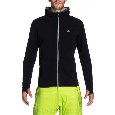 Materiał: 100% poliester Krój: regular fit  Męska bluza polarowa wykonana z poliestru. Utrzymuje ciepło a przy tym jest bardzo komfortowa. Zewnętrzna warstwa wykonana z mikro polaru. Doskonały jako warstwa wewnętrzna na narty czy snowboard.      Producent: Quiksilver   Dostępność:   Dostępny