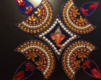 NEW Kambi kolam / moggulu by aashusworkshop on Etsy