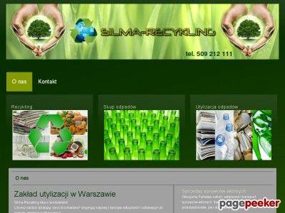 Silma Recykling S. Kowalska odpady z tworzyw sztucznych mazowieckie - Netbe http://www.netbe.pl/firmy,wedlug,branz/silma,recykling,s,kowalska,odpady,z,tworzyw,sztucznych,mazowieckie,s,6813/ #usługi