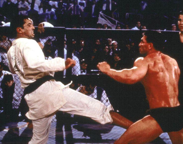 Image result for Ken shamrock vs royce gracie 2