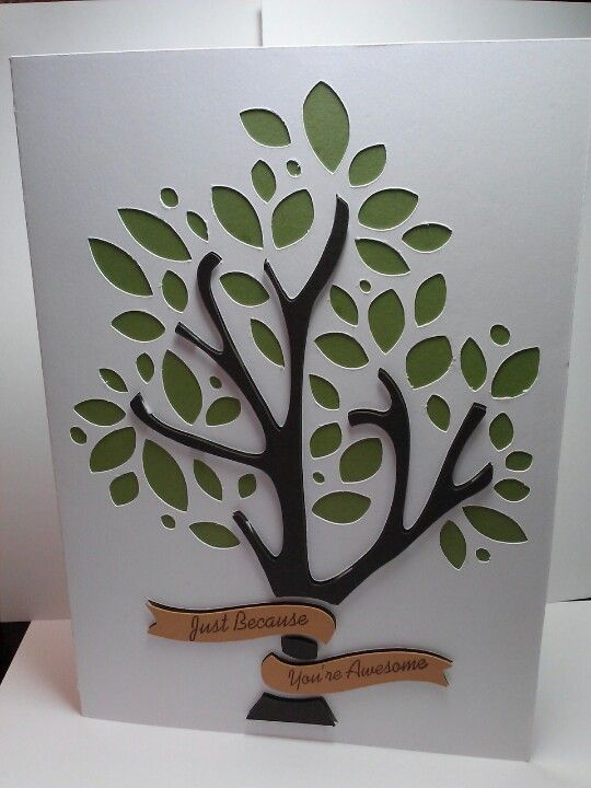 Card made with Artfully Sent Cartridge-by Becky Drui