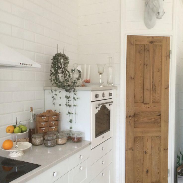 Skafferidörr #vintage #kitchen