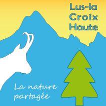 Logo de la commune de Lus-La-Croix-Haute (26620 - Drôme) - www.TooEasy.fr