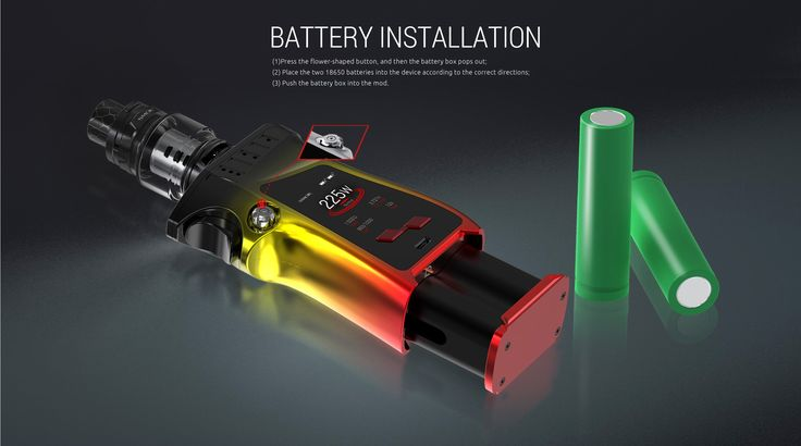 Mag Kit - SMOK® Innovation keeps changing the vaping experience!