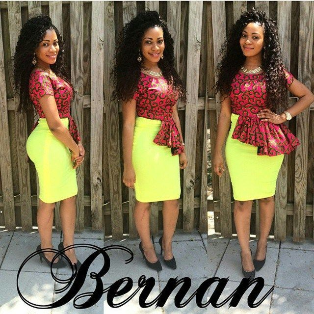 nigerian dress styles 2014 - Google Search