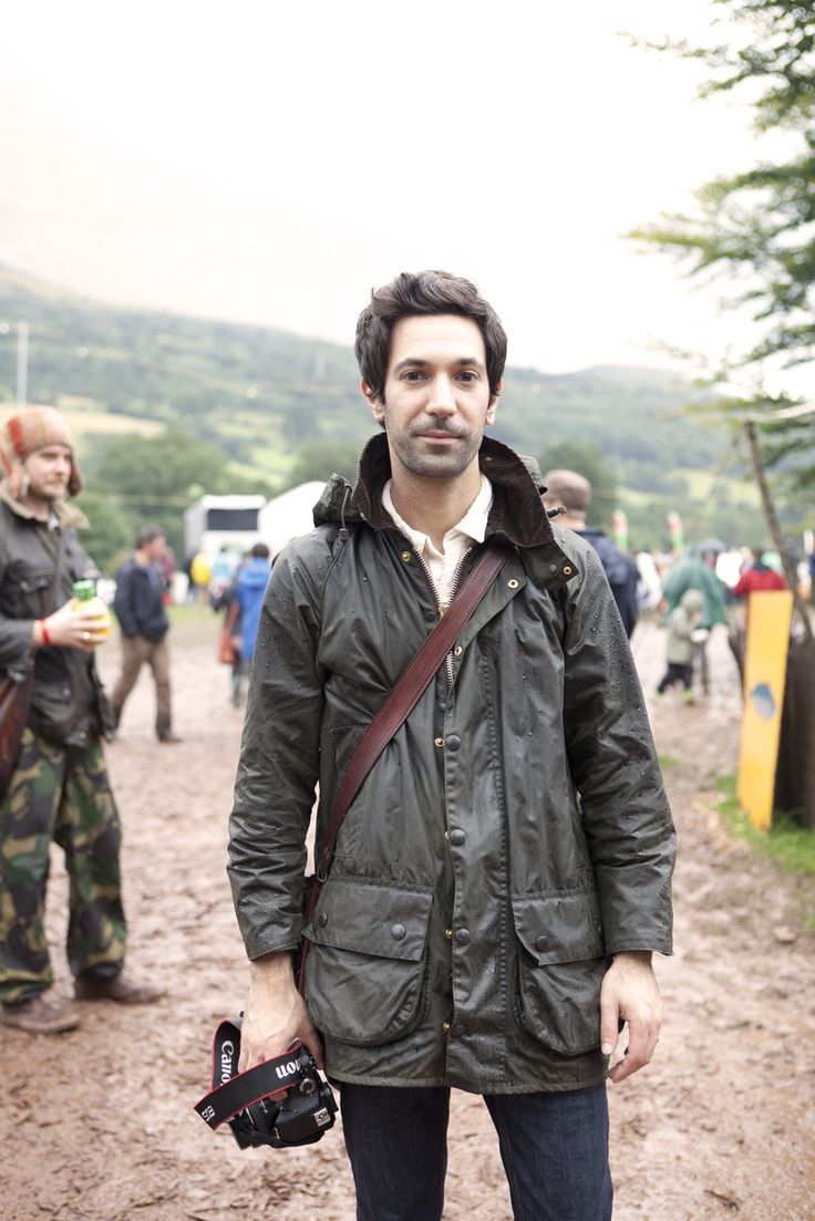 Barbour People   Barbour