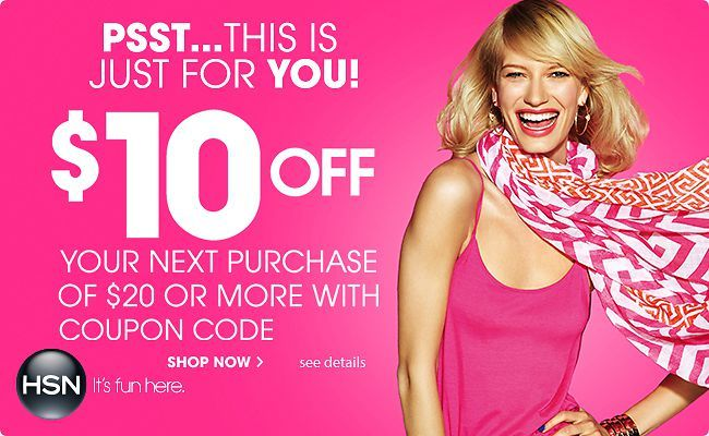 Get 21 HSN coupon codes and promo codes. Get $20 off your HSN orders today.