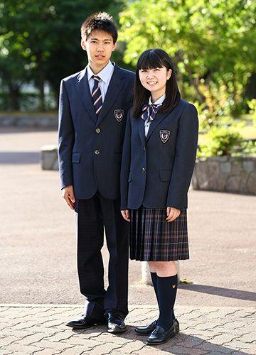 北海道科学大学高校の制服