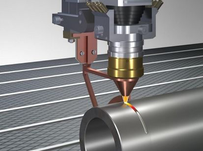 Laser Cladding and Machining: Cost Effective Remanufacturing of Turbine Blades