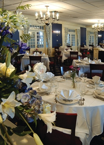 The Dining Room At The Nittany Lion Inn Part 5