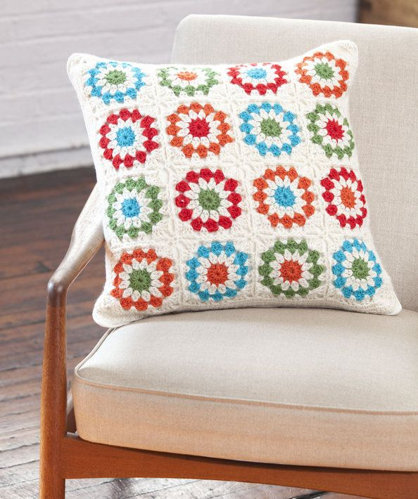 Free Crochet Pillow Patterns For Beginners : 17 Best images about Free Patterns: Home on Pinterest ...