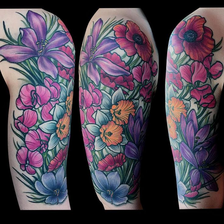 Jessi Lawson Artist I Love The Bright Colors: 1000+ Ideas About Hydrangea Tattoo On Pinterest