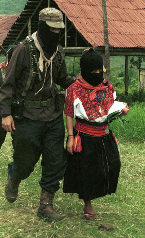 """★ Comandanta Ramona★ """"el arma más beligerante e inflexible del zapatismo"""""""