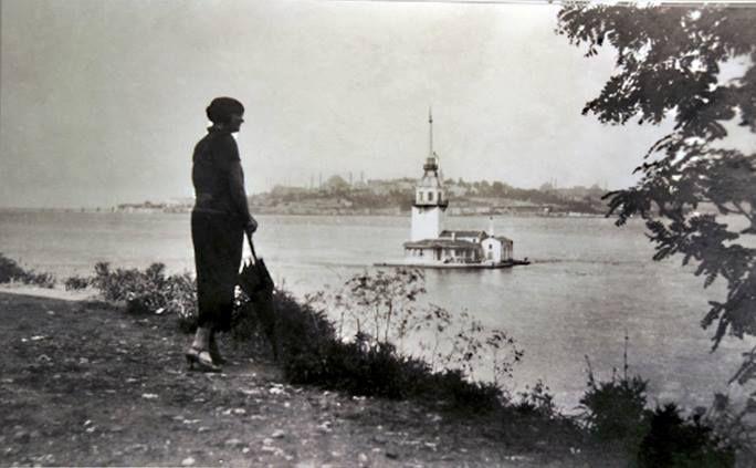✿ ❤ Bir zamanlar İSTANBUL,  1920ler Üsküdar ,Salacak