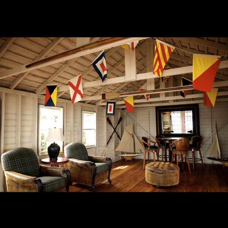 Man Cave Wedding Ideas : The quot man cave at mallard island yacht club nj
