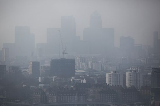 """London Is a Worse Nitrogen Dioxide Polluter Than Beijing 
