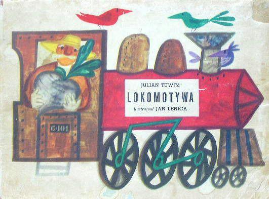 LOKOMOTYWA:Jan Lenica http://twin-rabbit.com/?pid=78314151