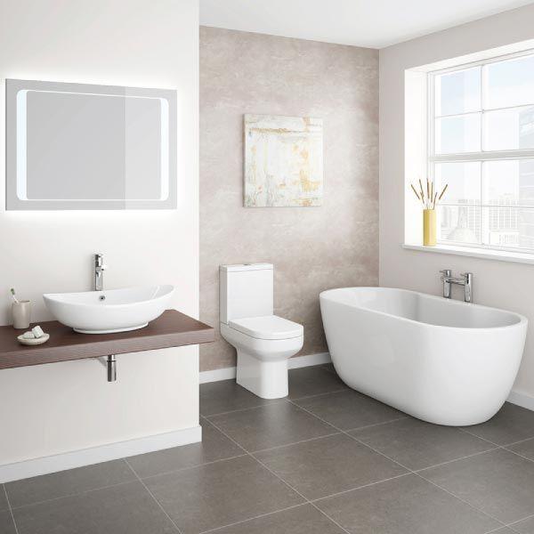 Trend Watch: Scandinavian Bathrooms