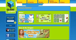 Qubo.com (http://www.qubo.com/index.php?path=games) From: My Oatmeal Kisses: Top Educational Websites for Kids