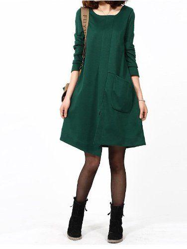 Amazon.co.jp: 2013秋 マタニティウェア 長袖 ワンピース: 服&ファッション小物