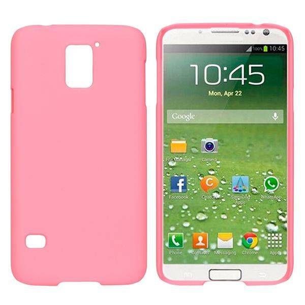 Roze hardcase hoesje voor Samsung Galaxy S5