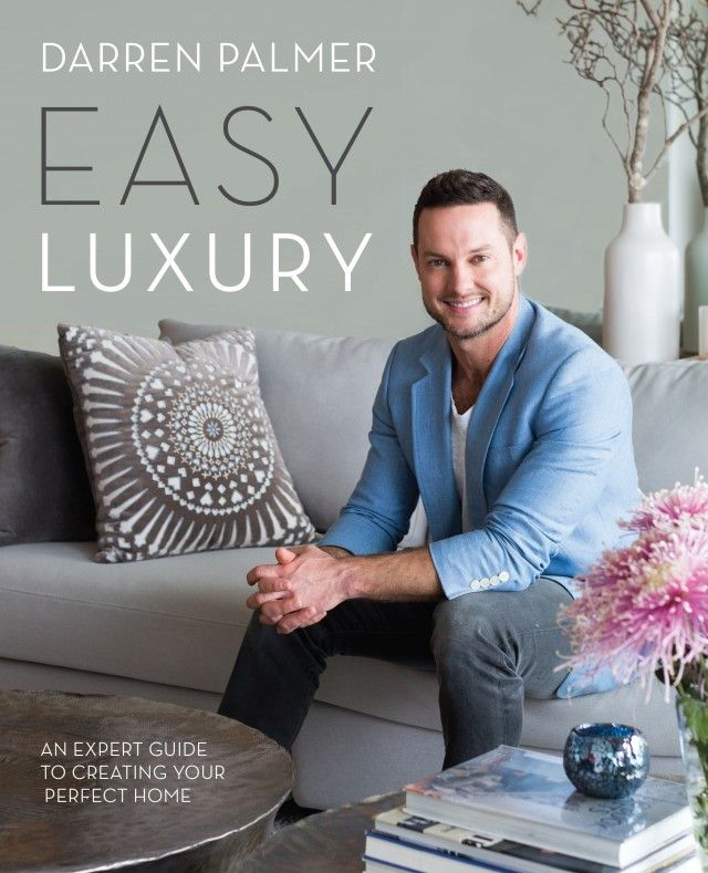 Interview: Darren Palmer on his new book, Easy Luxury