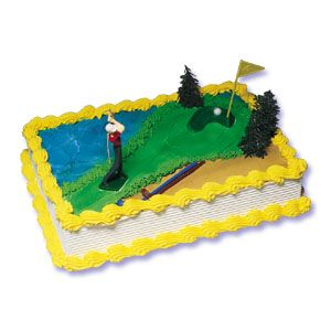 Golf Cake Decorating Kit : 17 best The Glory of Golf images on Pinterest Golf, Golf ...