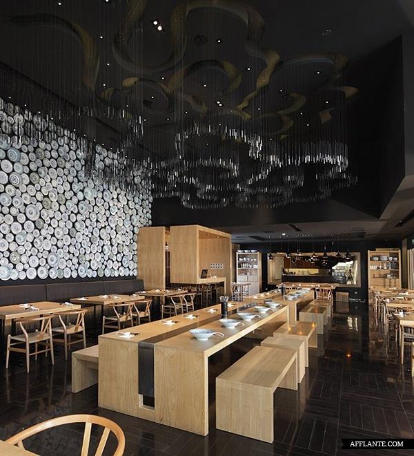 Taiwan Noodle House // Golucci International Design | Afflante.com