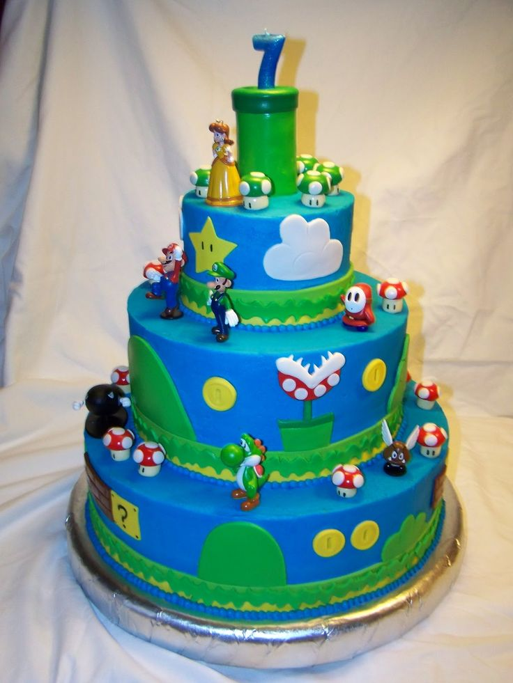 Male Birthday Cakes Jason