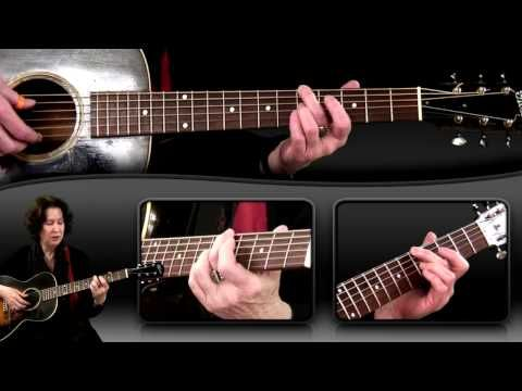 Mary Flower, JamPlay.com instructor, talks about drop D tuning in this lesson. She will explain how it relates to the blues and cover a fun exercise. For mor...