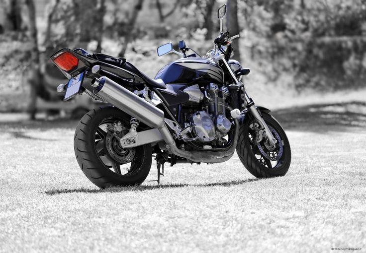 Honda CB1300 (2005)