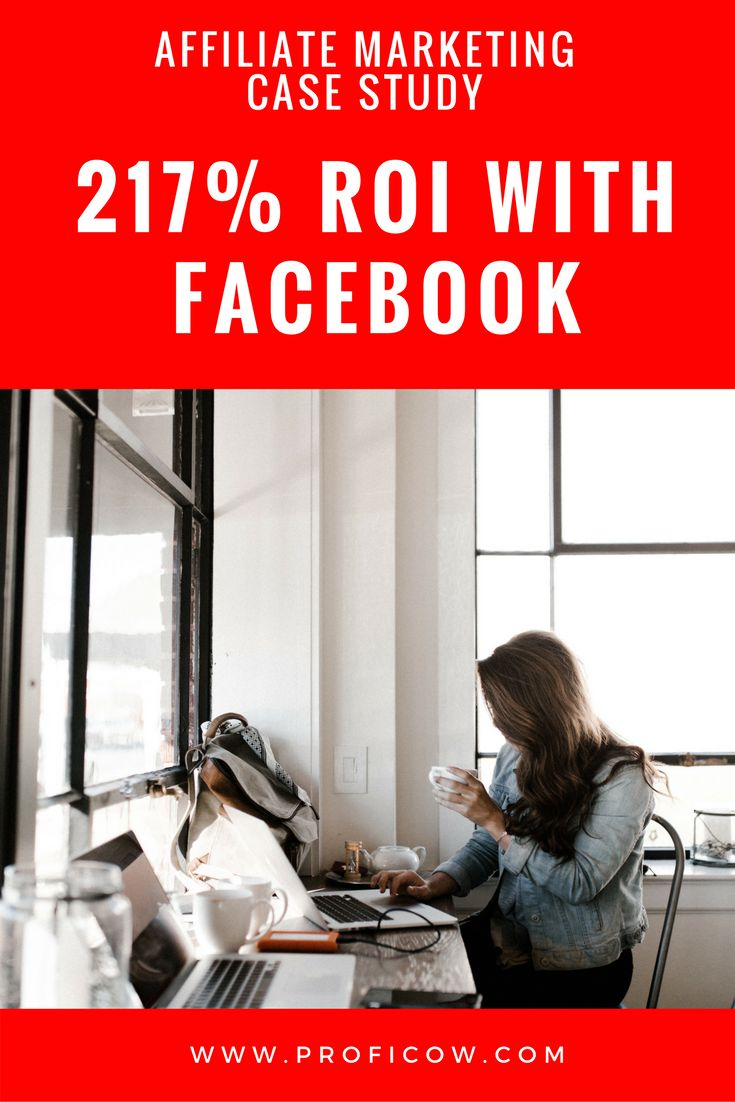Have you ever wanted to make money with affiliate marketing and Facebook from traffic you already have? Here's a case study that will show you how I did it.