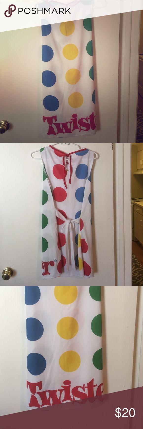 Twister Halloween costume dress Twister party dress Dresses Mini