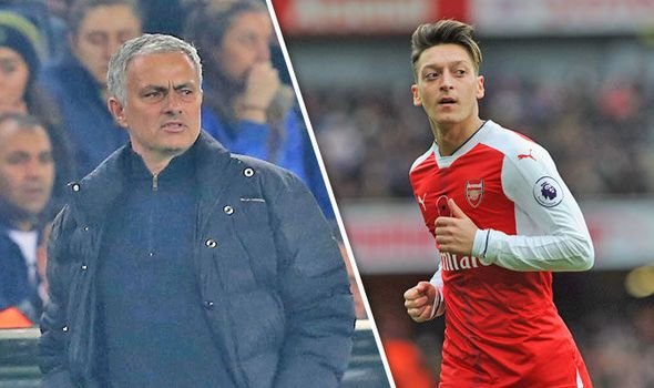 Man Utd boss Mourinho targets Ozil: Arsenal could lose him if this happens - report   via Arsenal FC - Latest news gossip and videos http://www.express.co.uk/sport/football/731113/Manchester-United-Jose-Mourinho-Arsenal-Mesut-Ozil-Premier-League-Transfer-News  Arsenal FC - Latest news gossip and videos IFTTT