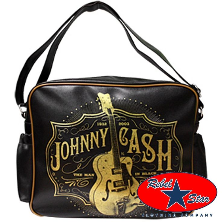 Johnny Cash Nappy Bag Cool Rockabilly Punk 60s Retro Sun Baby Country Diaper 90s | eBay