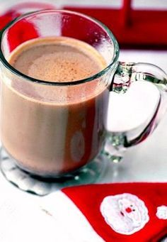 Fat Free Sugar Free Hot Chocolate Mix Recipe...I used less powdered milk and added coffee creamer instead. Used SF choc fudge pudding. Xylitol instead of splenda and added half cup. Added it to cold unsweetened almond milk then microwaved. Hit the spot! Going to get Ghiradelli dark cocoa for next batch