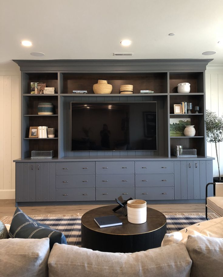 Park City Parade of Homes / Studio McGee / Media Room in Basement