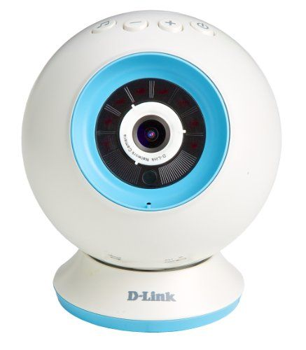 Baby Kamera D-Link DCS-825L Wireless N EyeOn   Preis: EUR 102,20 D-Link IP Kamera WLAN-N 4x digital Zoom EyeOn Baby DCS-825L     Bi-direktionale Audio Kommunikation Aufnahme und Live Video Übertragung bei Tag und Nacht Integrierte Alarmfunktion basierend auf Geräuschen,